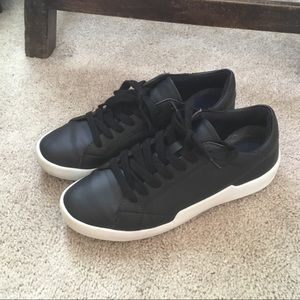 Zara Black street sneakers